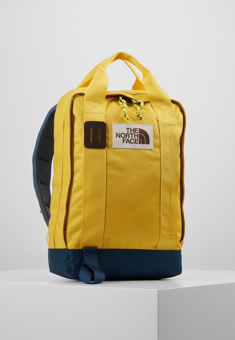 The North Face - TOTE PACK UNISEX - Reppu - yellow/blue/teal