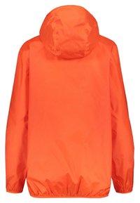 Meru - MIMIZAN - Waterproof jacket - orange - 1
