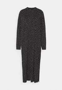 PIA DRESS - Denní šaty - black