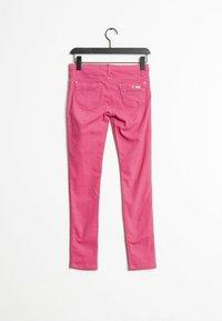 Elisabetta Franchi - Trousers - pink - 1