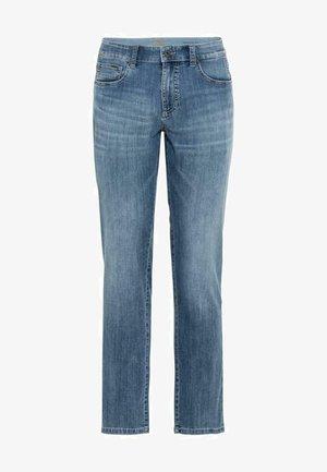 HOUSTON - Straight leg jeans - blue