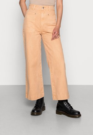 SUSA  - Jeans straight leg - sand washed