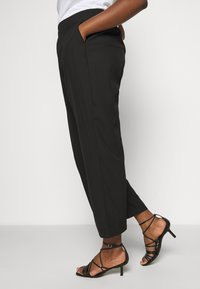 JUNAROSE - by VERO MODA - JRRIO PANTS - Trousers - black - 3