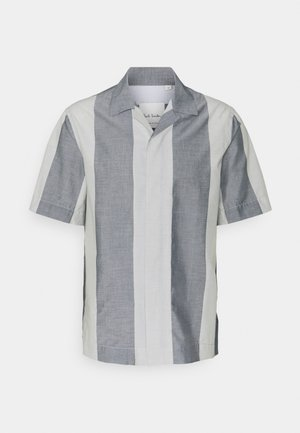 GENTS TAILORED - Košile - white/grey