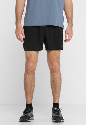 SHORT - Korte sportsbukser - performance black