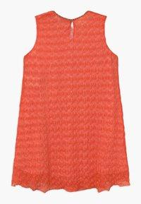 Missoni Kids - Jumper dress - orange - 1