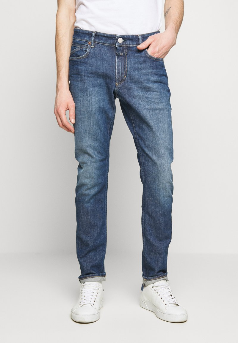 CLOSED - UNITY SLIM - Slim fit jeans - dark blue