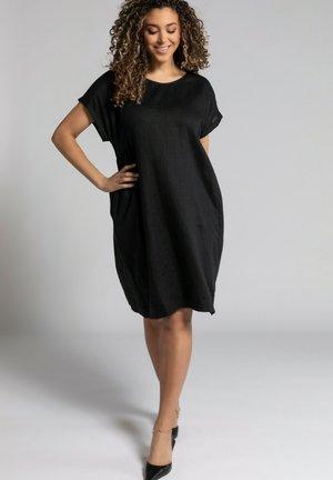 Day dress - schwarz