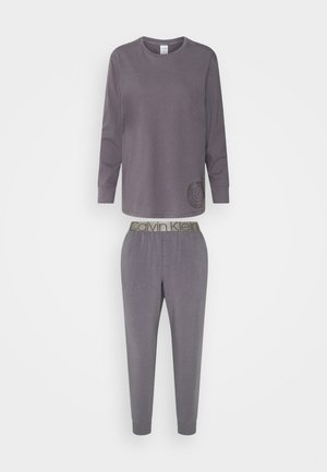 ICONIC LOUNGE SET - Pyjama set - purple haze