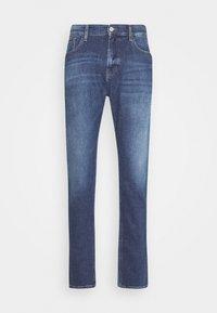 Tommy Jeans - RYAN RELAXED STRAIGHT - Straight leg jeans - hanks dark blue comfort - 4