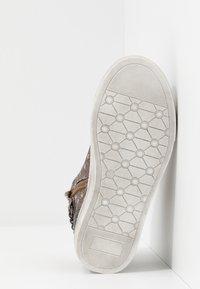 Friboo - Sneakersy wysokie - dark gray - 5