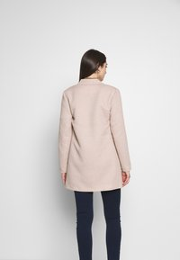 ONLY - ONLSOHO COATIGAN  - Short coat - etherea/melange - 2