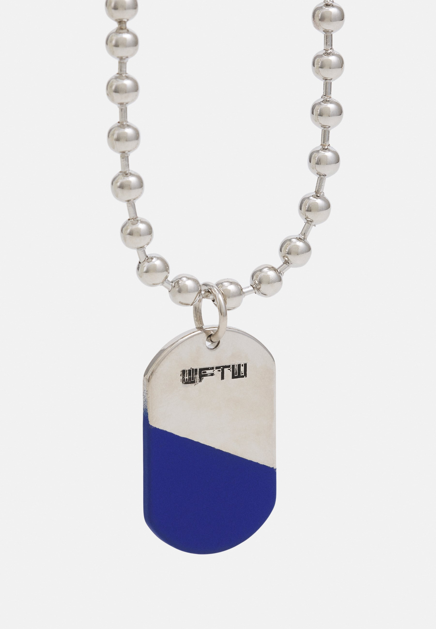 Hombre DIPPED TAG PENDANT NECKLACE - Collar
