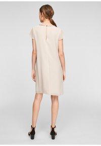 comma - Day dress - beige - 2