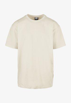 HEAVY OVERSIZED - Basic T-shirt - sand