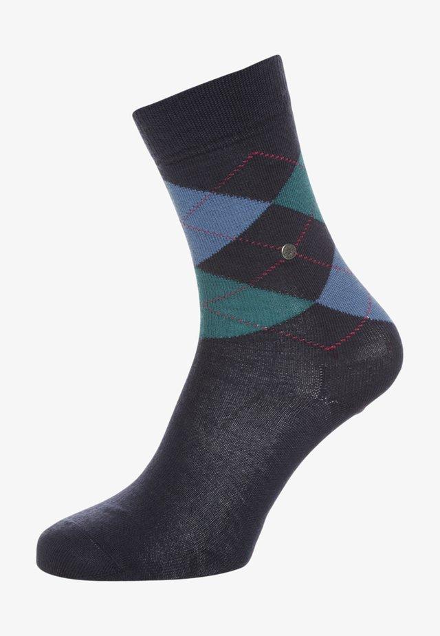MARYLEBONE - Socks - dark blue