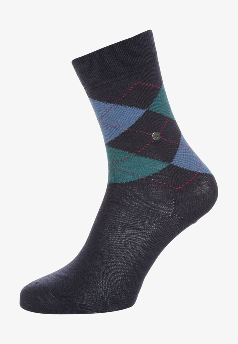 Burlington - MARYLEBONE - Socks - dark blue