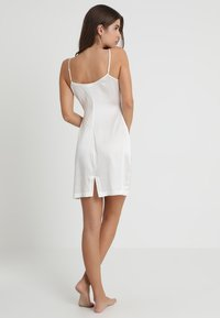 La Perla - REWARD SHORT SLIP DRESS - Nightie - off-white - 2