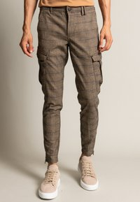 Gabba - PISA IVY  - Cargo trousers - brown - 0