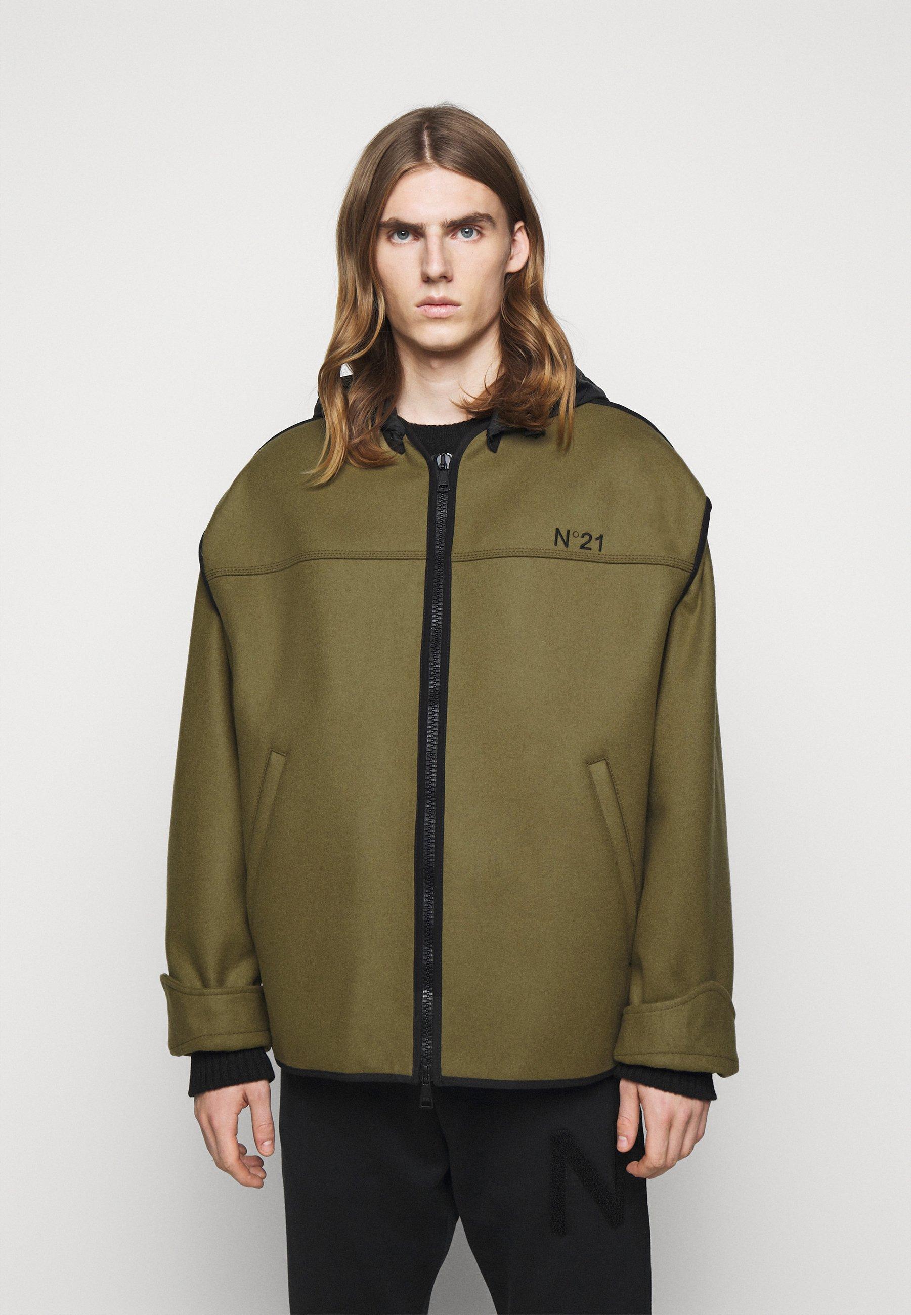 Men GIUBBOTTO TESSUTO - Light jacket