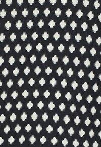 Kaffe - KALEAH TILLY BLOUSE - Blůza - black square print - 2