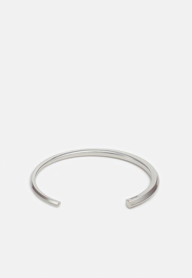 CHOPSTICK BANGLE - Armbånd - silver-coloured