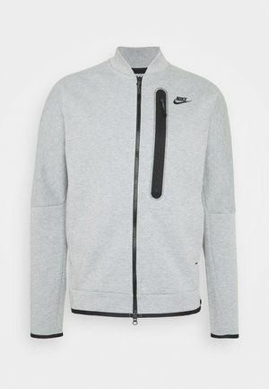 Giacca sportiva - grey heather/black