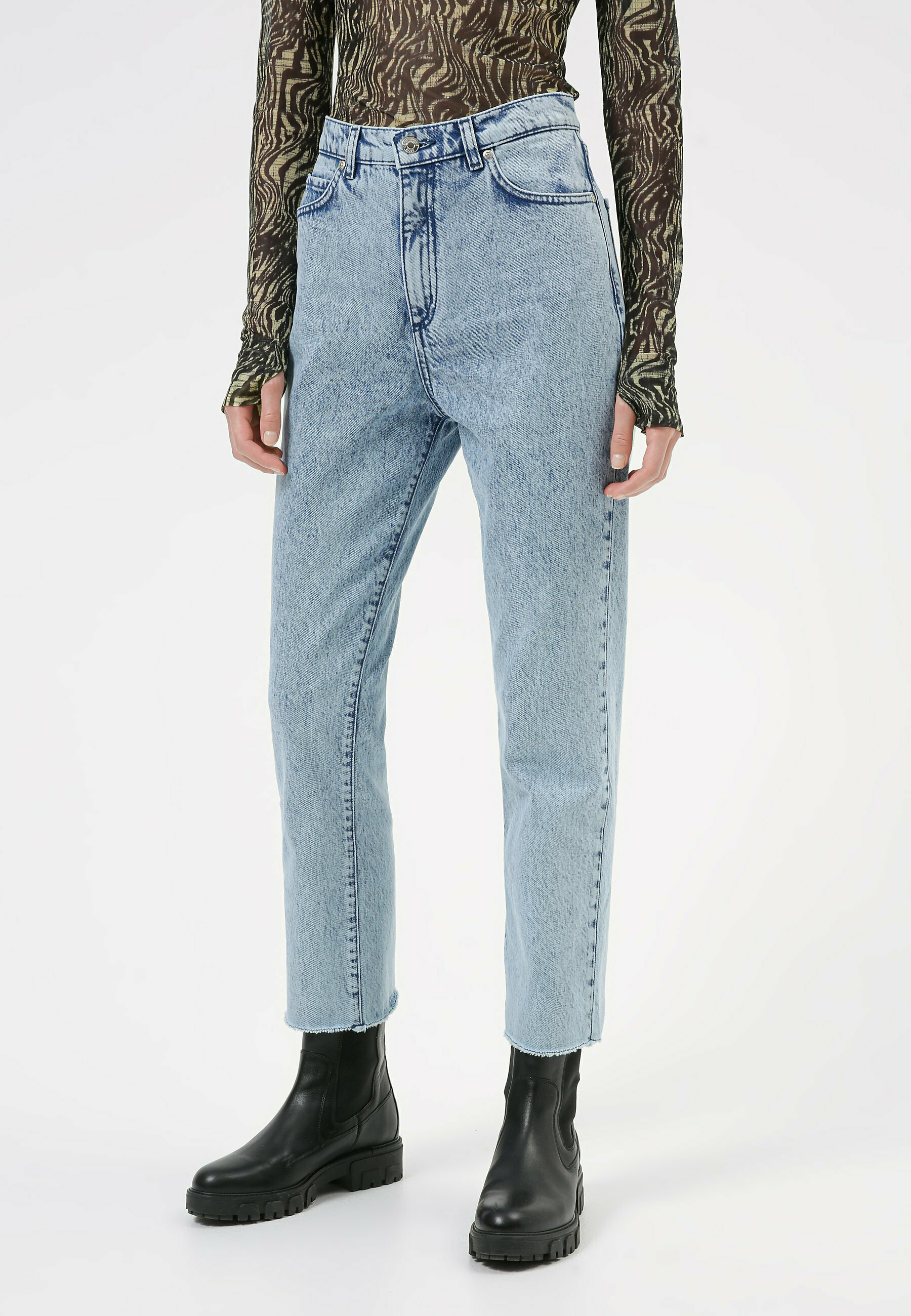Women GAYANG - Jeans Tapered Fit