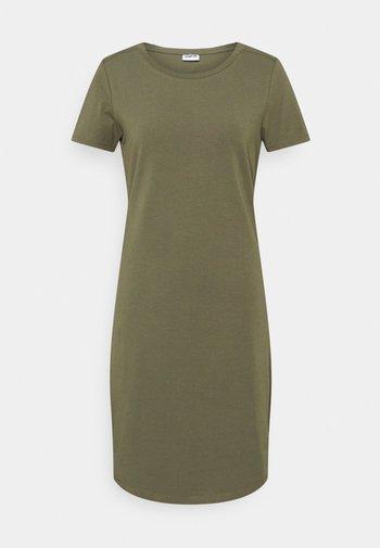 NMSIMMA DRESS - Shift dress - kalamata