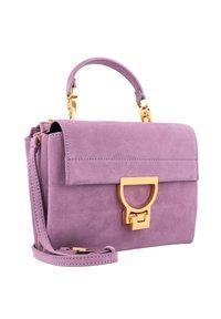 Coccinelle - ARLETTIS  - Handbag - mauve - 1