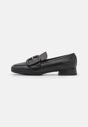 ESPUNIO - Slippers - black
