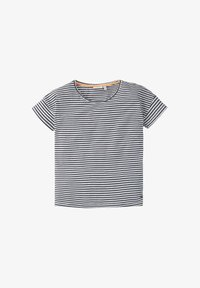 TOM TAILOR - M LOOSE FIT - T-shirt print - peacoat blue - 0