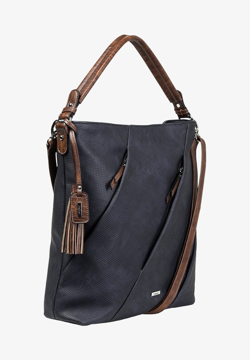Rieker - Handbag - ozean