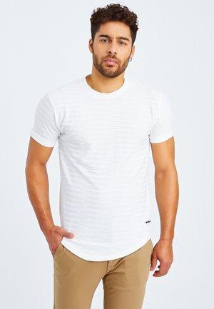 T-shirt print - ecruweiß