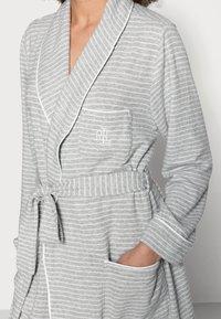 Lauren Ralph Lauren - ROBE - Dressing gown - grey - 3