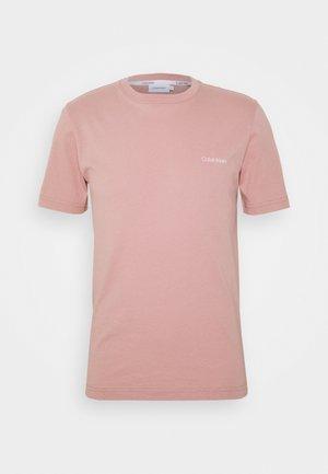 CHEST LOGO - T-paita - pink