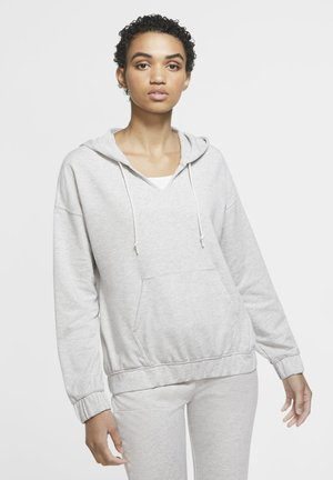 CORE COLLECTION COVERUP - Hoodie - grey heather/platinum tint