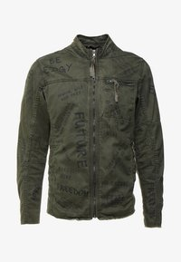 Be Edgy - BE THEO EDD - Summer jacket - khaki - 4