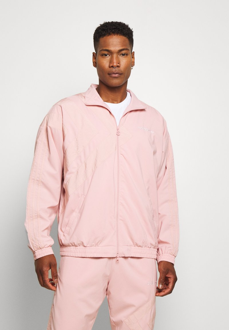 adidas Originals - PASTEL TRACKTOP - Trainingsvest - pink