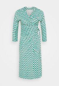 Diane von Furstenberg - ISADORA - Vapaa-ajan mekko - green - 6