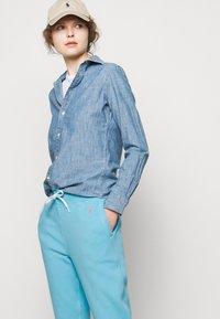 Polo Ralph Lauren - FEATHERWEIGHT - Verryttelyhousut - perfect turquoise - 3
