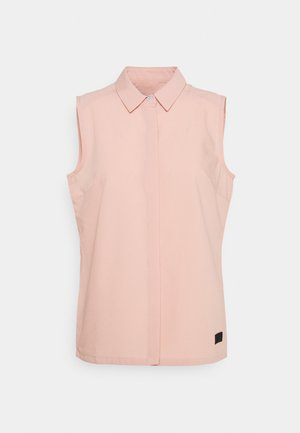 ALNA - Button-down blouse - light pink
