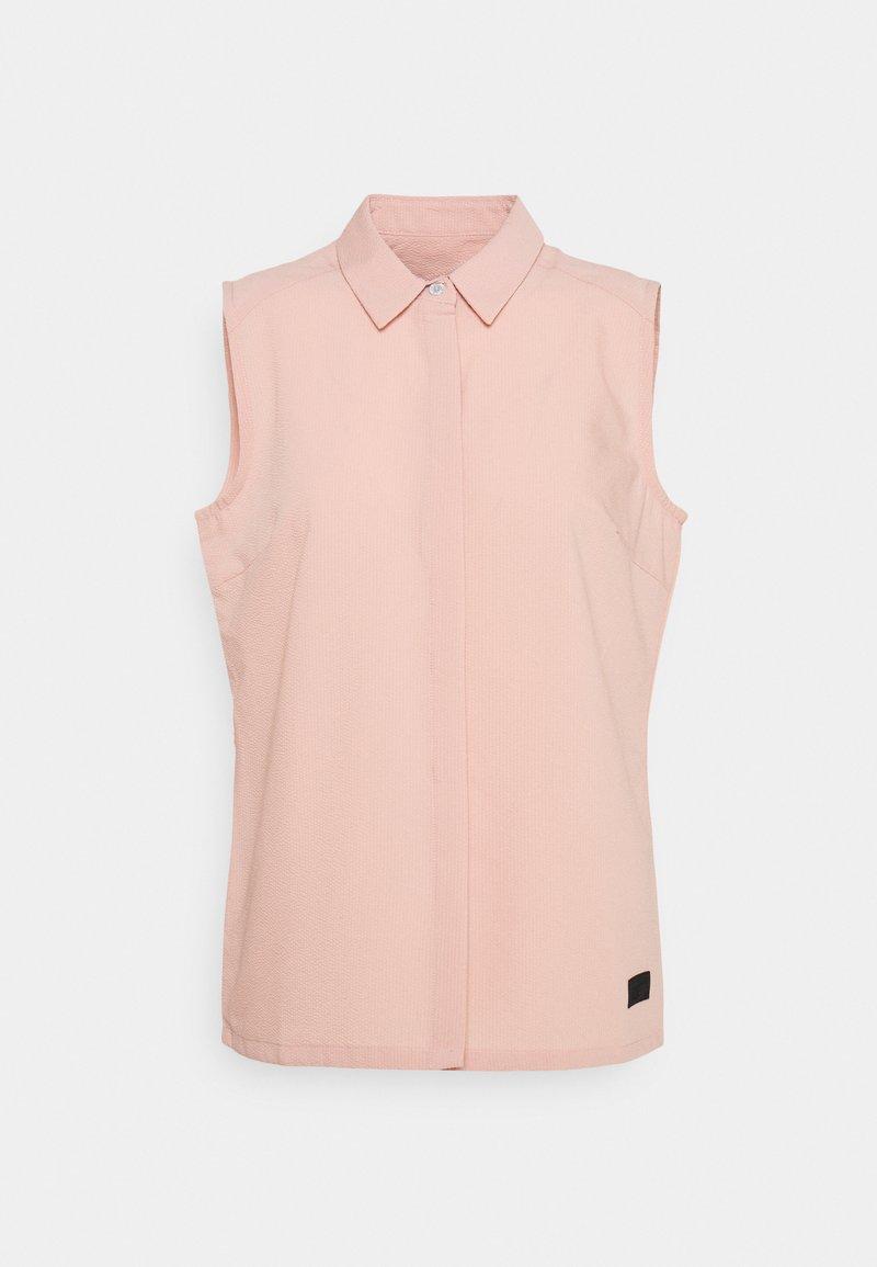 Icepeak - ALNA - Button-down blouse - light pink