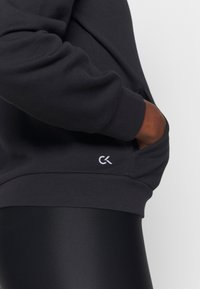 Calvin Klein Performance - FULL ZIP HOODY - Zip-up hoodie - black - 6