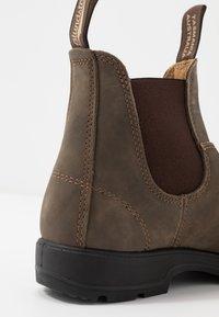 Blundstone - CLASSIC - Støvletter - rustic brown - 6