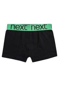 Next - 7 PACK - Pants - black - 3