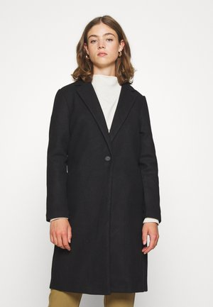 ONLAGNES COAT - Mantel - black