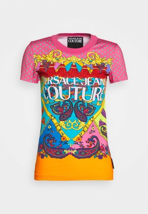Camiseta estampada - rose wild orchid