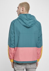 Starter - Windbreaker - green/yellow/pink - 2