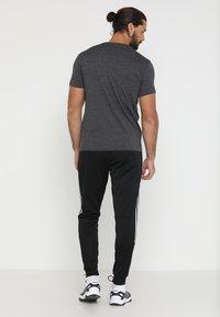 Your Turn Active - T-shirts print - dark grey melange - 2